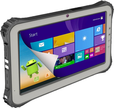 Android Industrie 10,1Zoll Tablet PC TE101